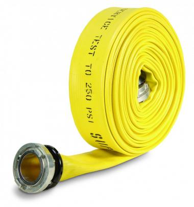 Rubber covered LDH (large diameter hose) hose is manufactured in accordance with National Fire Protection Association (NFPA) standards current edition.  sc 1 st  American Fire Hose u0026 Cabinet & LDH - Rubber Covered | American Fire Hose u0026 Cabinet